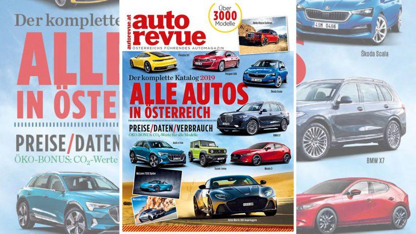 autorevue Katalog 2019