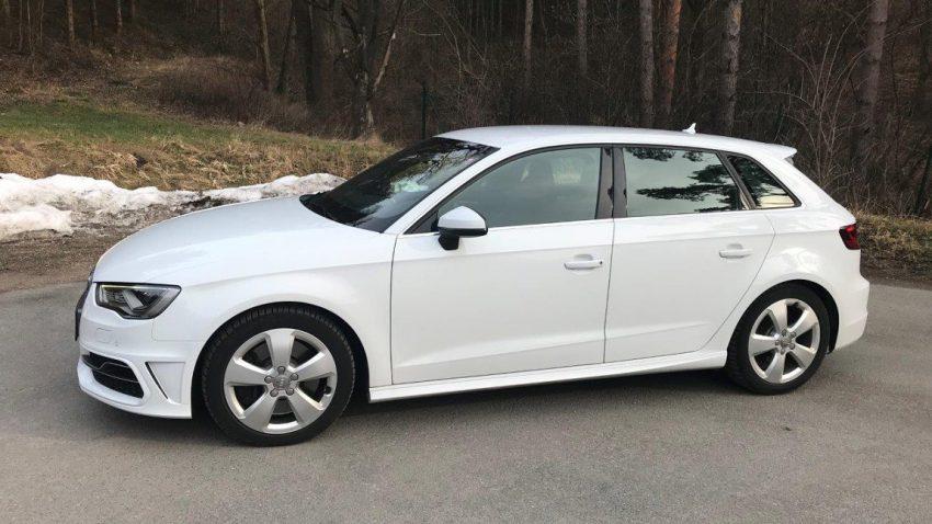 Audi A3 S3 2,0 TFSI quattro s-tronic