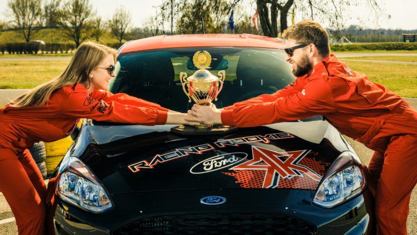 Racing Rookie 2019: Lasst es brennen!