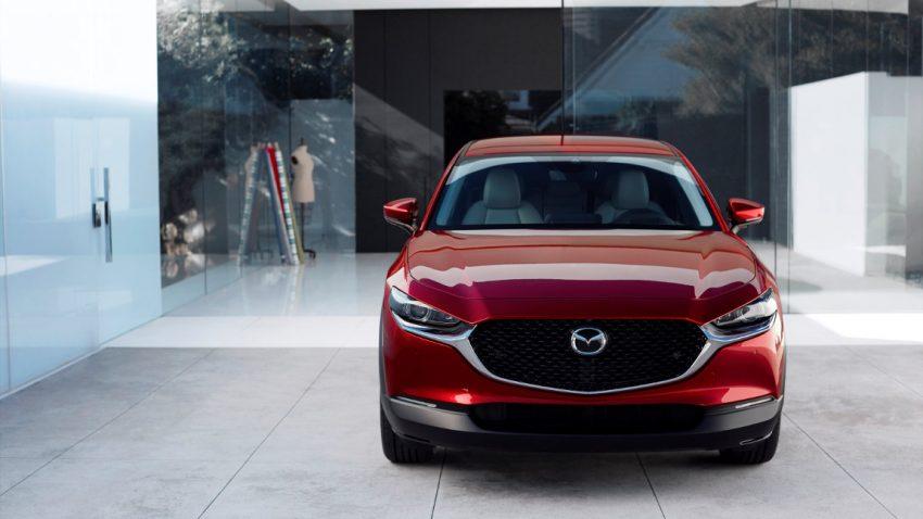 Weltpremiere: Mazda CX-30