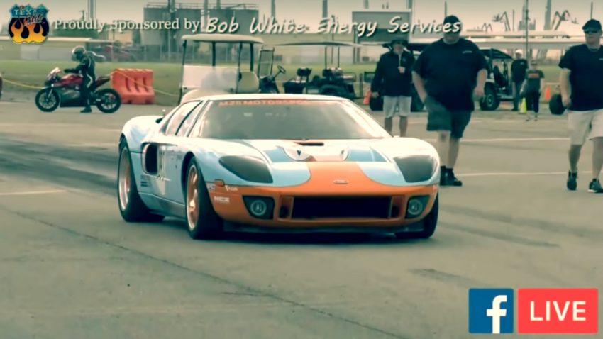 Ford GT knackt 300-mph-Marke: Von 0 auf 483,45 km/h in einer Meile