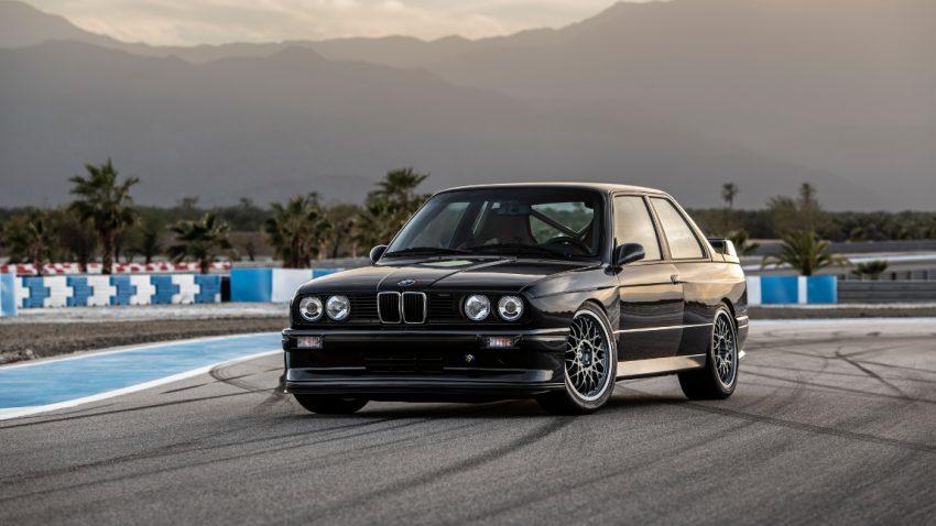 BMW M3 E30 Restomod: Zurück in die Zukunft
