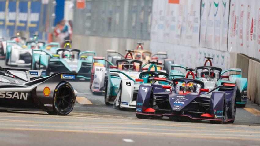 50. Formel-E-Rennen: Umstrittenes Manöver sorgt für Aufregung in Hongkong