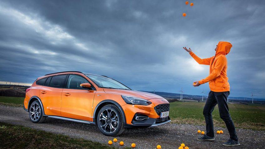 Das Fruchtigste dreier Welten: Ford Focus Active 1,5 EcoBoost im Halbjahrestest