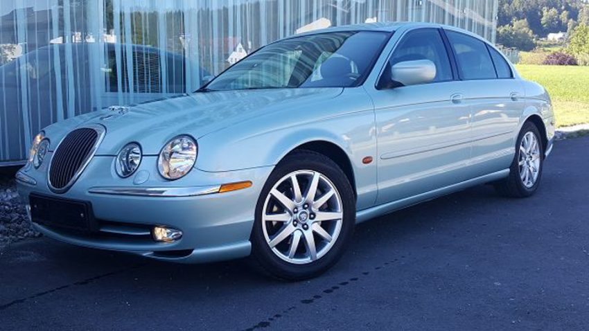 Jaguar S-Type 3.0 V6 Executive, Automatik (verkauft)
