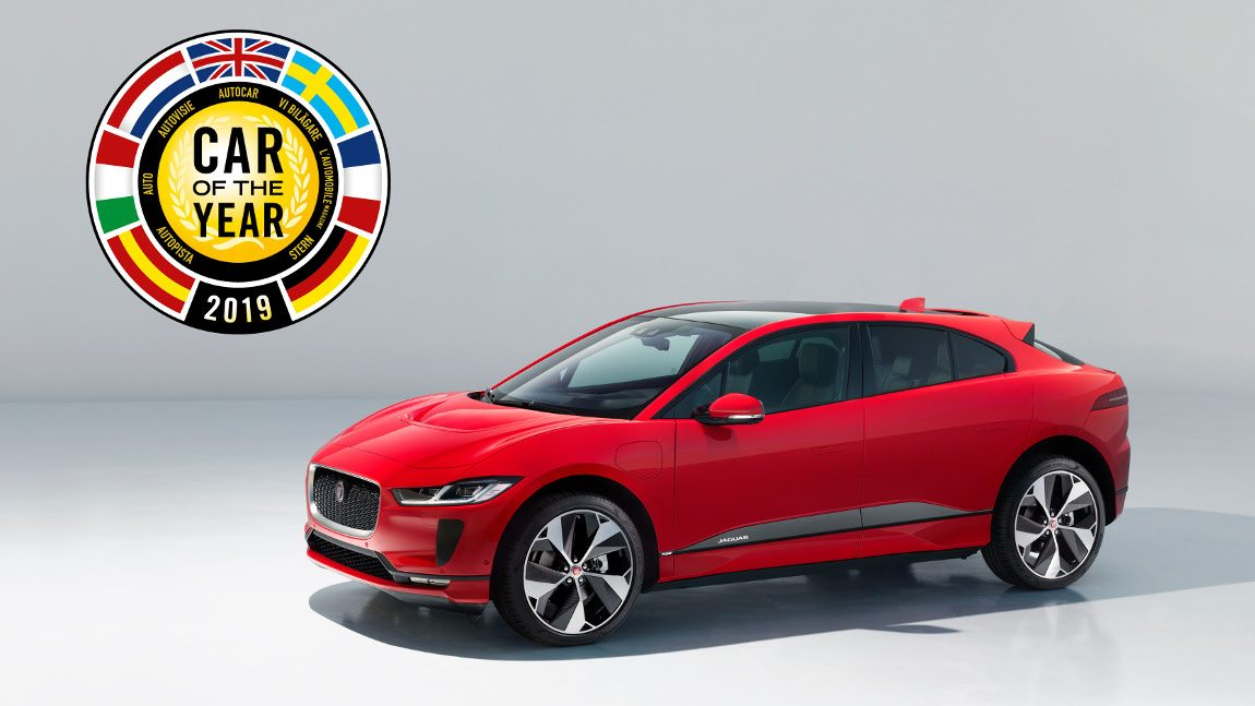 Car Of The Year 2019: Jaguar I-Pace