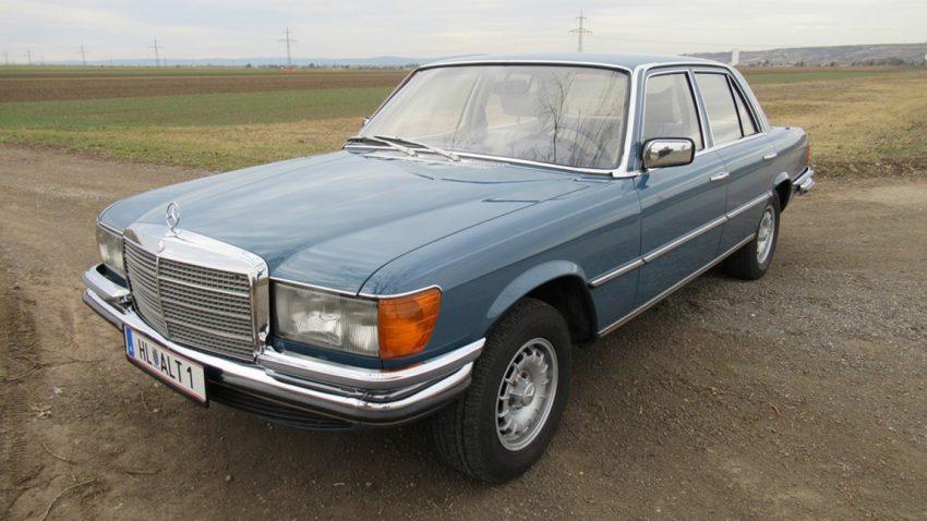Mercedes 280 S (verkauft)