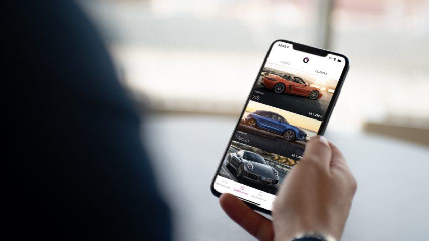 Porsche abonnieren statt kaufen: Abo-Modell für 911 & Co. gestartet