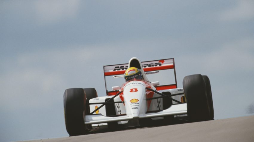 Ayrton Senna in Donington: Die beste Runde der Formel-1-Geschichte?