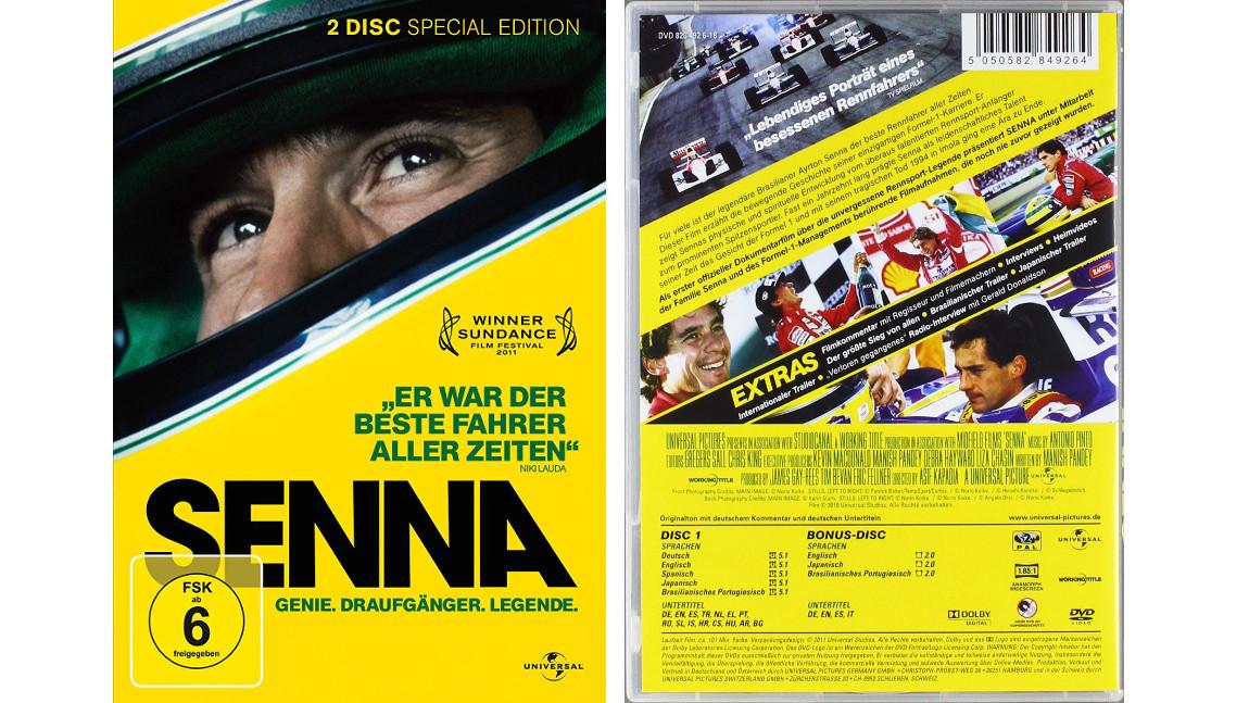 Vor 25 Jahren verunglückte Ayrton Senna in Imola
