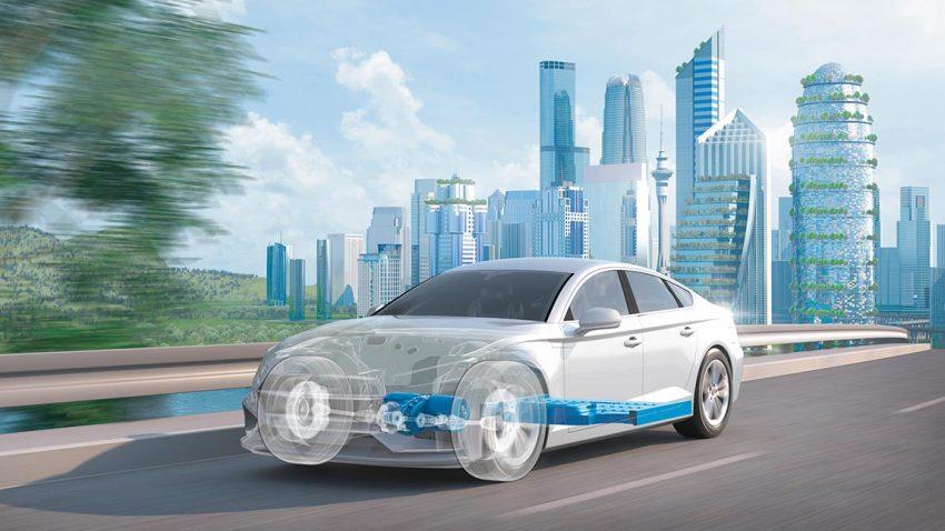 Studie: Die Rolle von Stahl in der Elektromobilität
