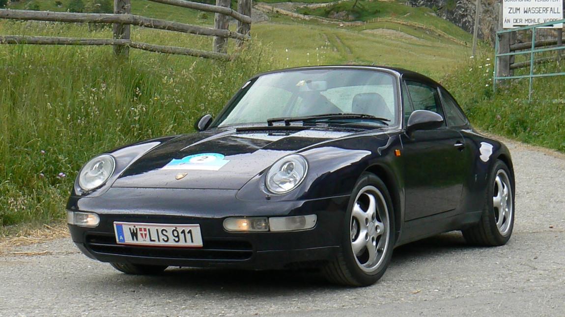 Porsche 993 C4 KAT