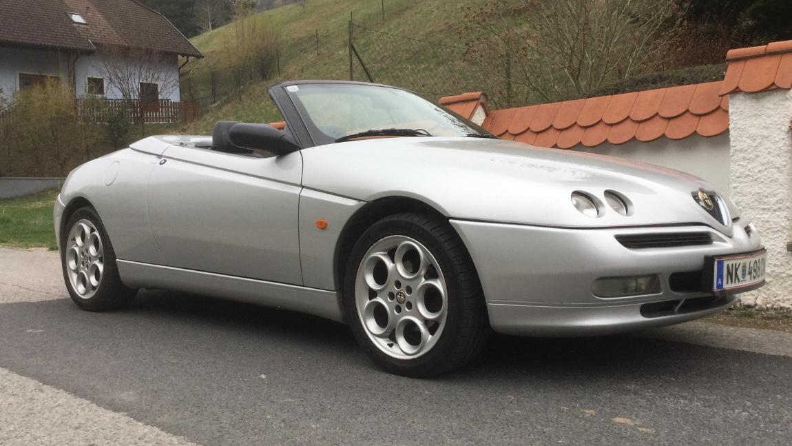 Alfa Romeo Spider (verkauft)
