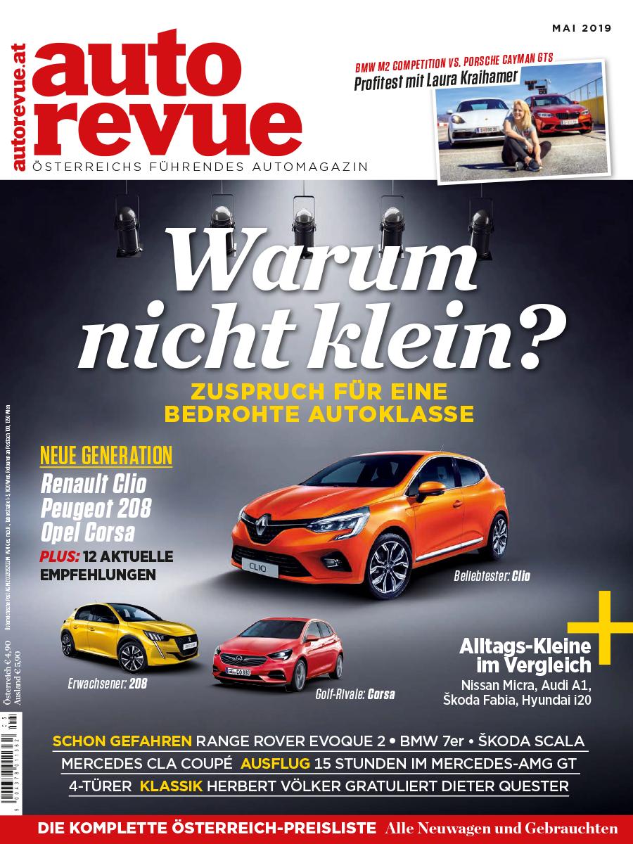 Autorevue Magazin: Ausgabe 5/2019