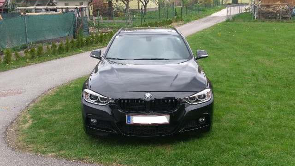 BMW 318d F31 Touring M-Sport