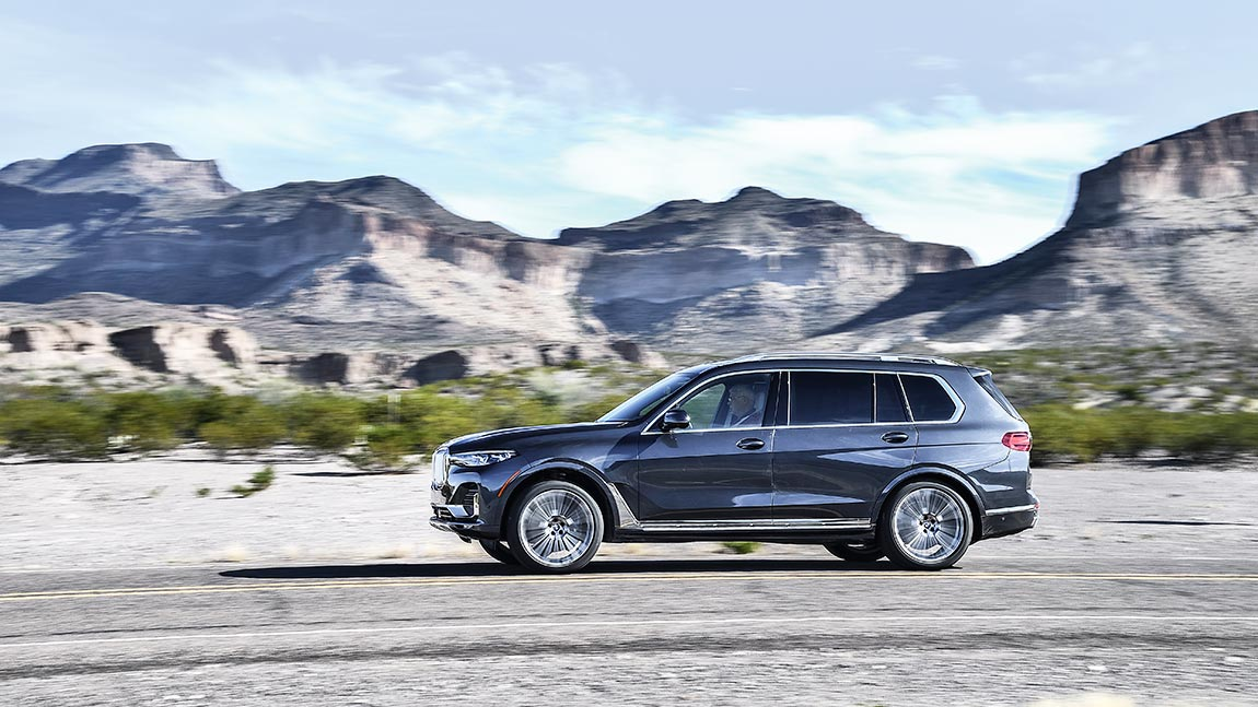 BMW X7: Too Big To Fail