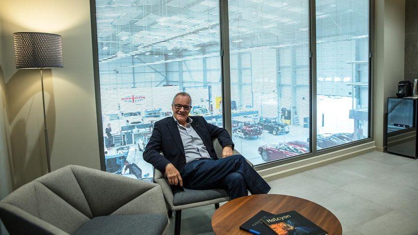 David Brown Automotive: Name verpflichtet