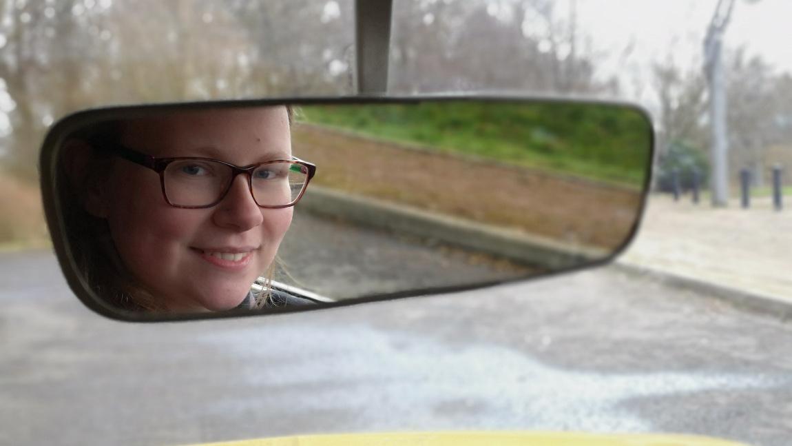 Diese Schottin hat ihr erstes Auto im Alter von 12 Jahren restauriert