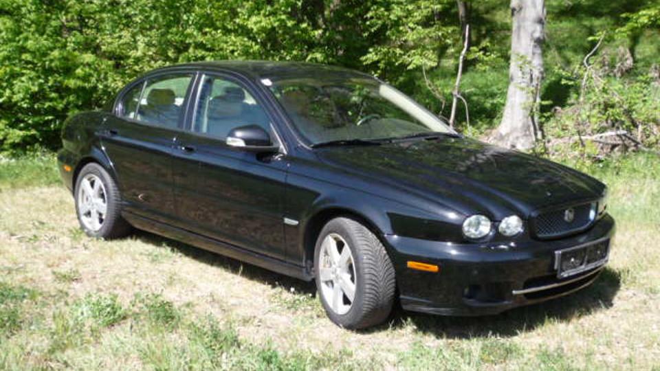 Jaguar X-Type 2,2 Diesel