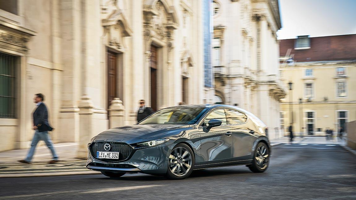 Mazda 3: Das wohldosierte Anderssein