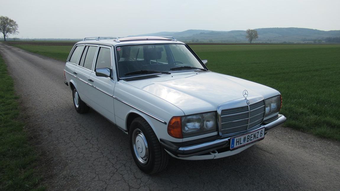 Mercedes 230 TE (verkauft)