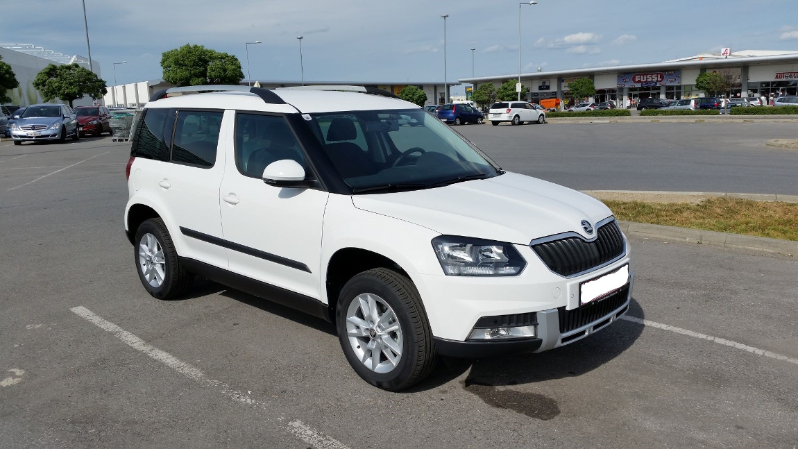 Skoda Yeti Outdoor Ambition TSI DSG