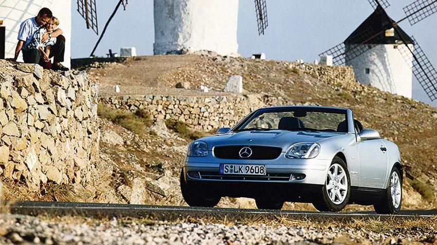 Kaufberatung Mercedes SLK: Kluge Klappe, große Show