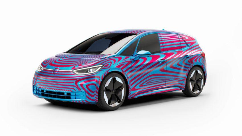 VW ID.3: Vorbestellung ab sofort möglich
