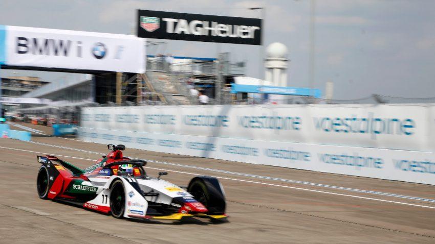 Formel E: Lucas di Grassi holt Sieg in Berlin