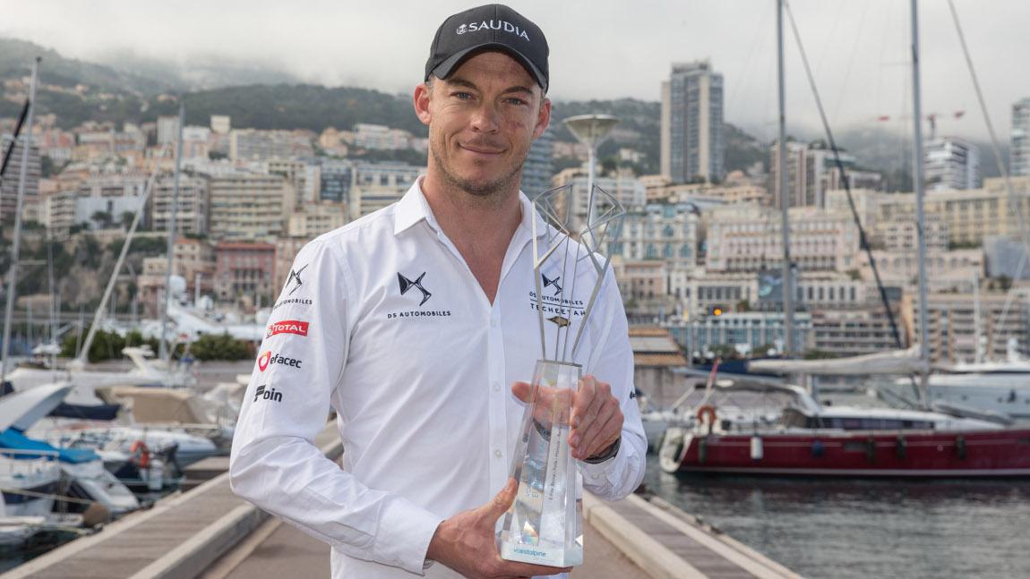 Formel E: Jean-Eric Vergne siegt in Monaco