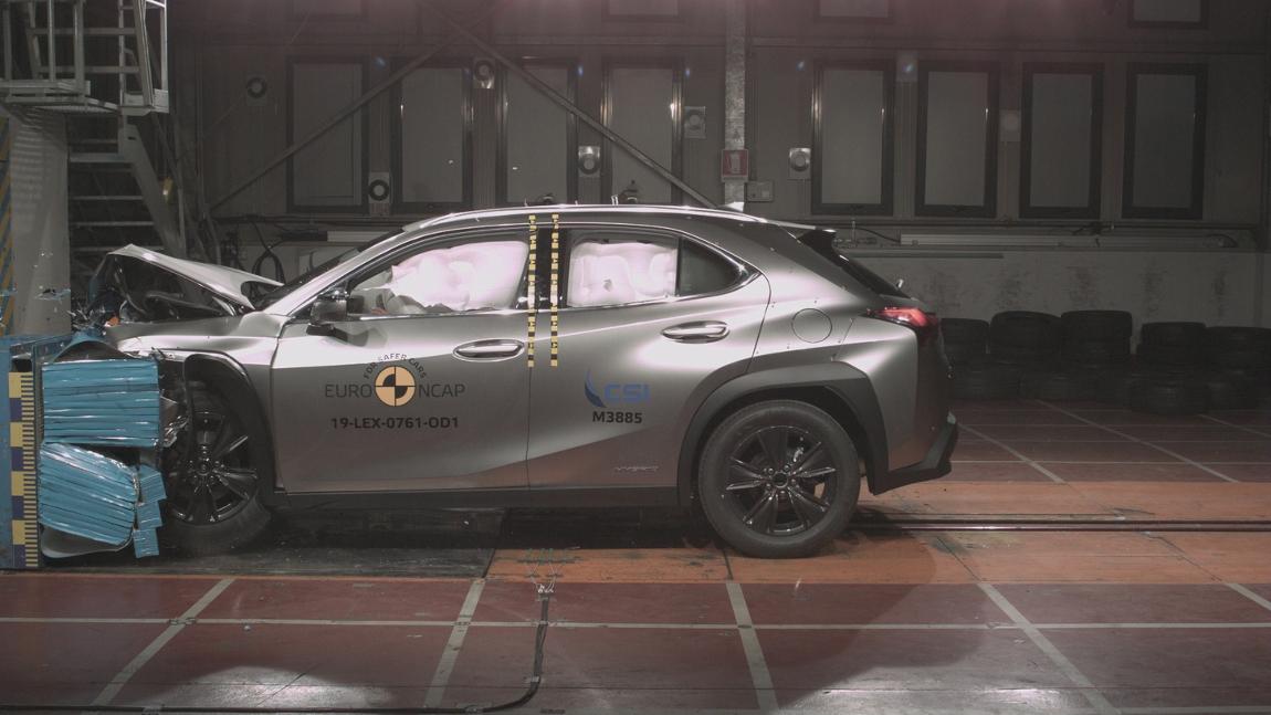 ÖAMTC-Crashtest 2019: Höchstwertung für 8 von 9 Autos [+Bilder +Videos]