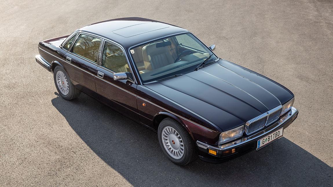Kaufberatung Jaguar XJ40: Nobeltech