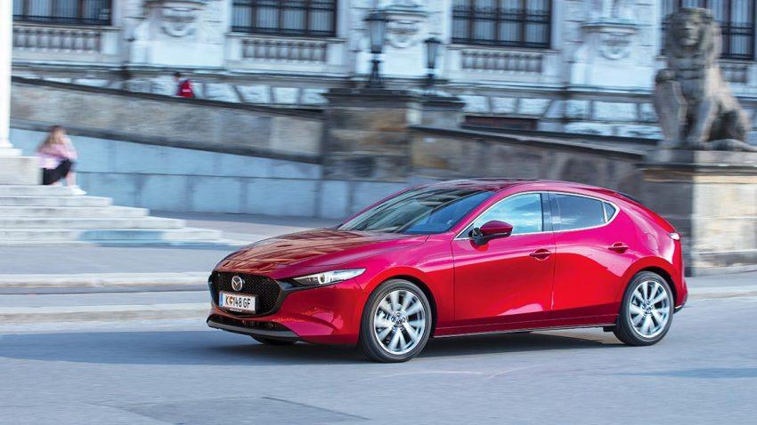 Test Mazda 3 G122: Wahre Schönheit kommt nach innen