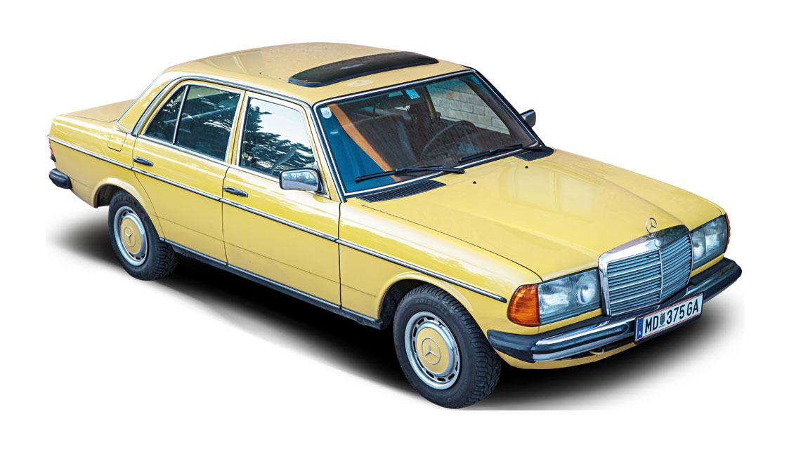 Kaufberatung Mercedes 123: Hülle zuerst