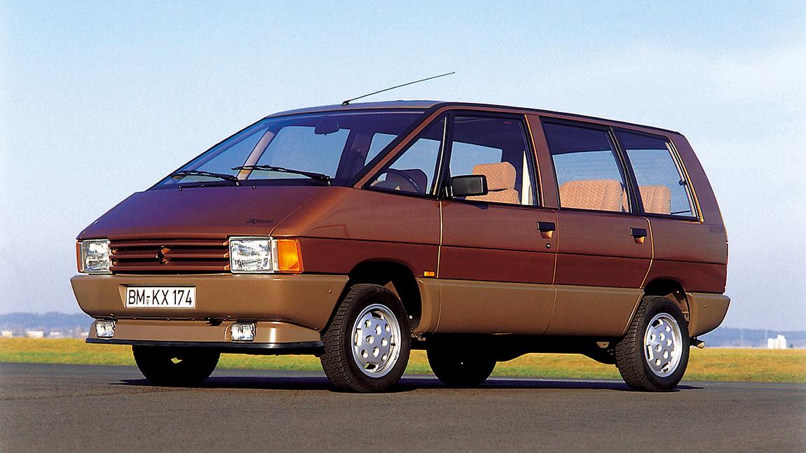 Kaufberatung Renault Espace I: Das lange Leben
