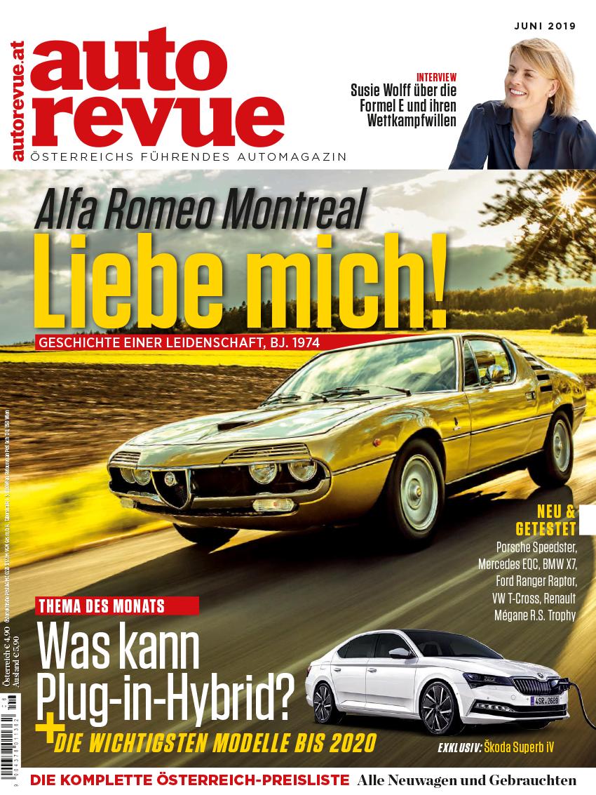 Autorevue Magazin: Ausgabe 6/2019