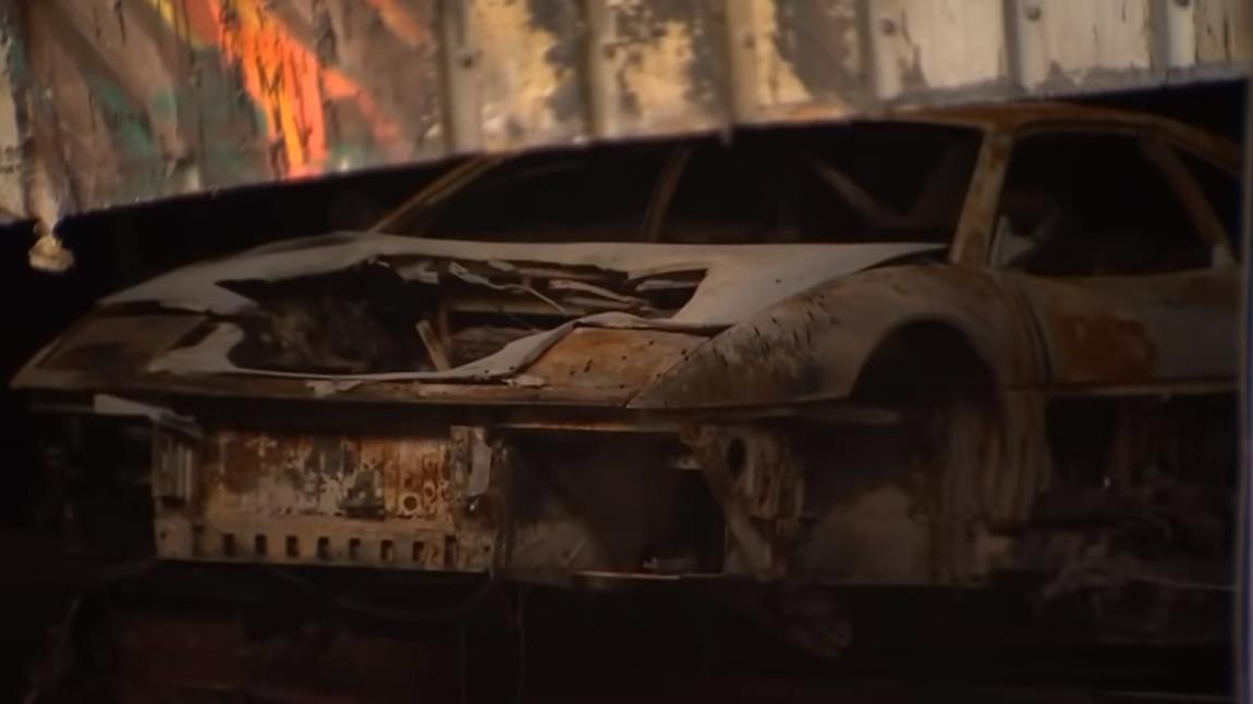 Autos im Wert von über 50 Mio. Euro bei Brand zerstört