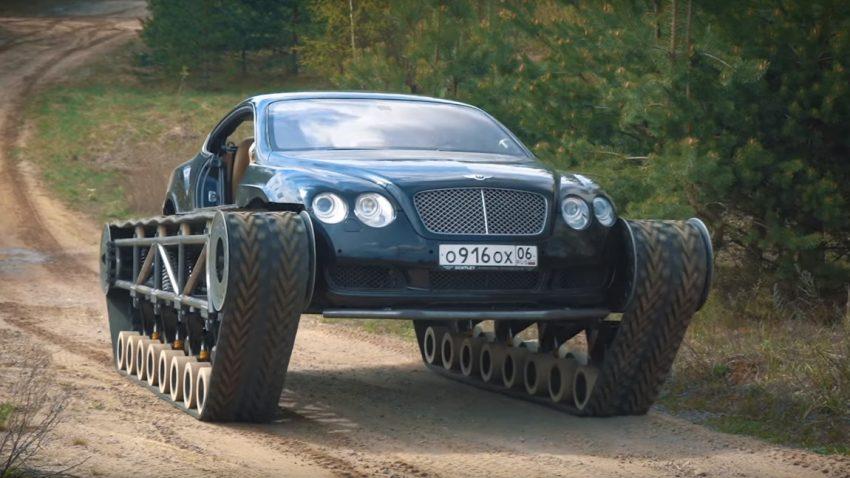 Der Bentley-Panzer