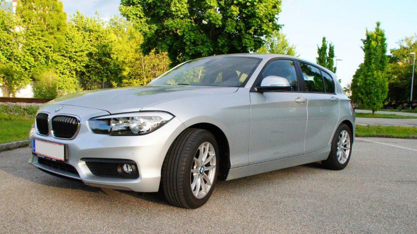 BMW 116d (verkauft)