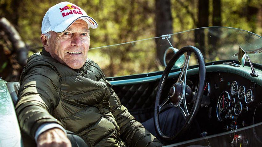 Porträt Dieter Quester: Nur kein Grumpy Old Man