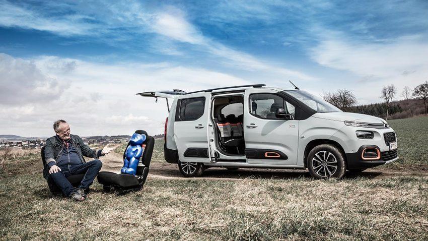 Test Citroën Berlingo XL: Das Leben der Gummibären