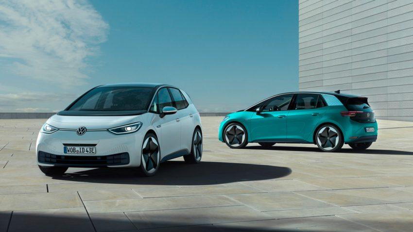 VW ID.3: Volkswagens Start ins Elektro-Zeitalter