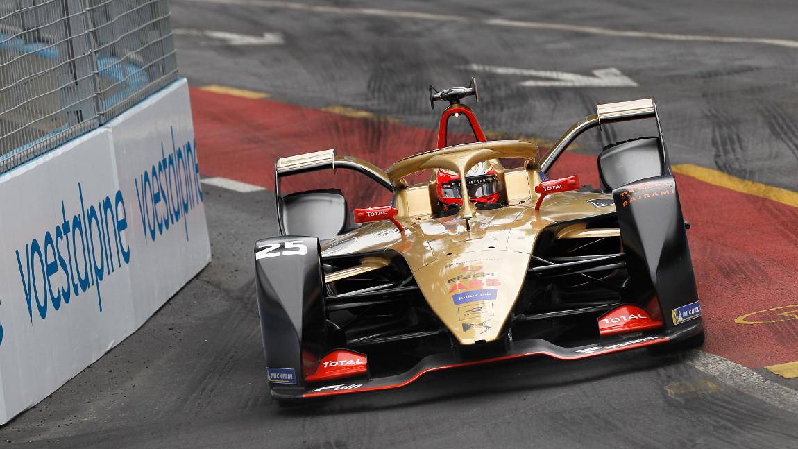 Formel E: Jean-Eric Vergne siegt nach Massenkarambolage in Bern