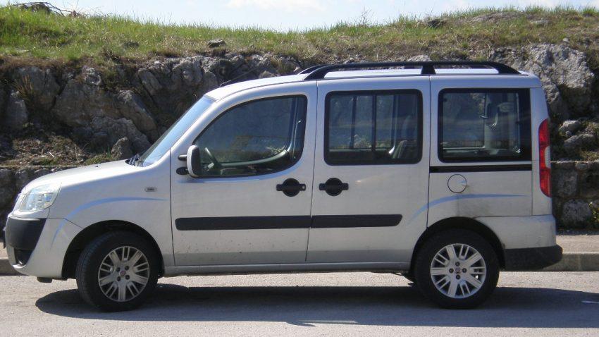 Fiat Doblo 1,9 JTD