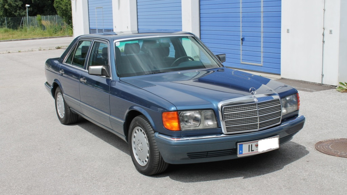 Mercedes-Benz W126 300 SE (verkauft)