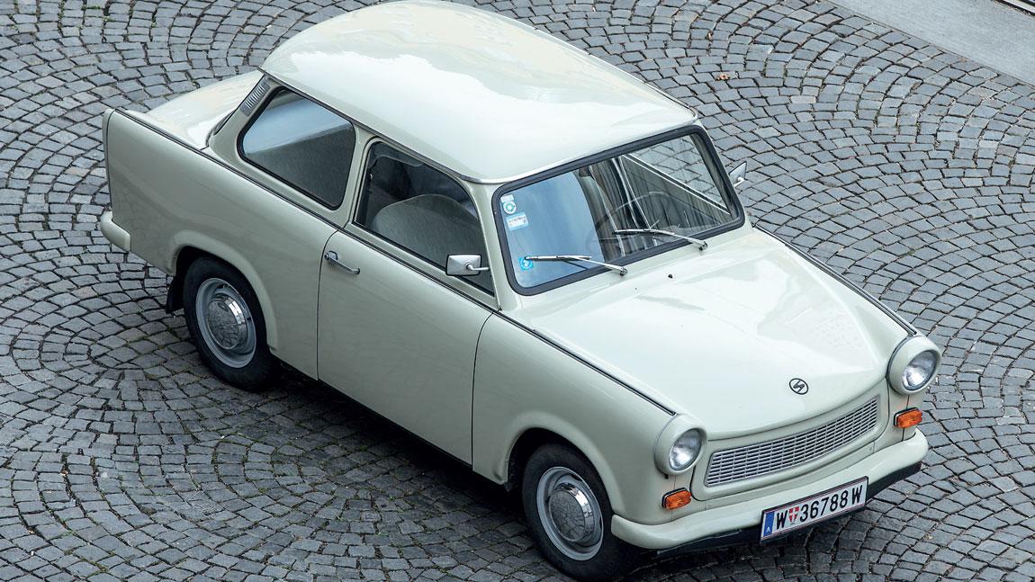 Kaufberatung Trabant 601: Blech unter