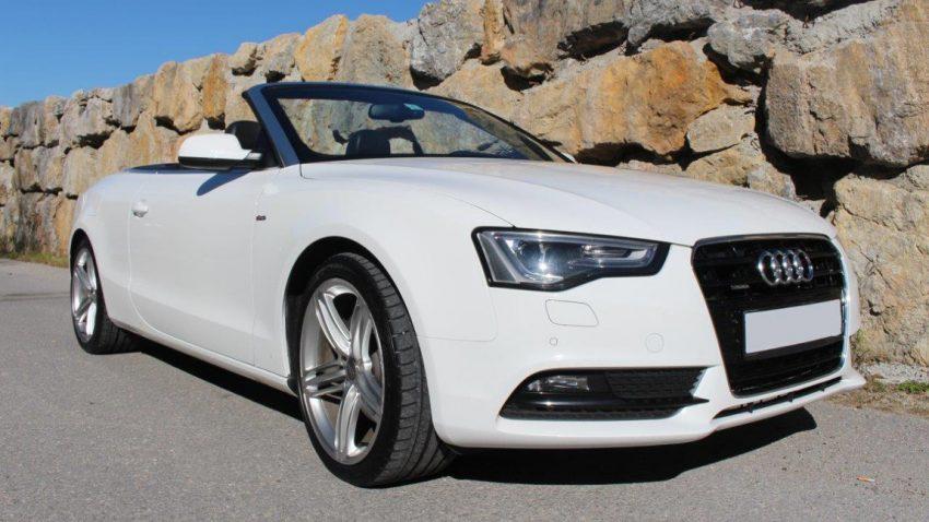 Audi A5 Cabrio 3,0 TDI quattro Sport S-tronic