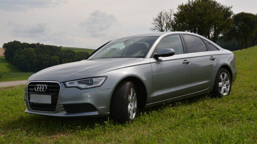 Audi A6 4G 3.0 TDI quattro tiptronic