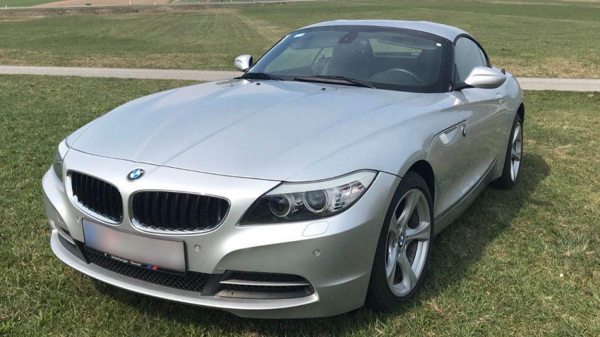 BMW Z4 sDrive28i E89 (verkauft)