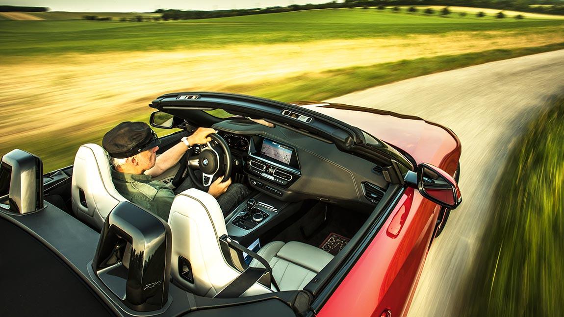 BMW Z4 M40i: Eilige Vierfaltigkeit